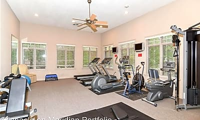 Fitness Weight Room, 8555 One W Drive, 2
