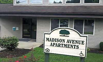 Madison Ave Apts, 1