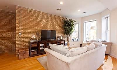 Living Room, 3750 N Wilton Ave, 1