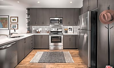 Kitchen, 555 N Spring St B582, 1