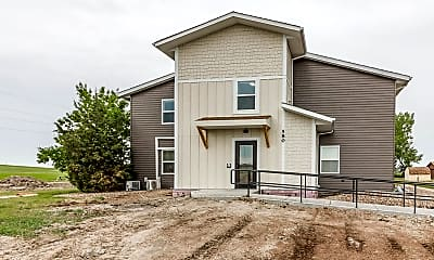 Building, Dacotah Ridge 1, 1