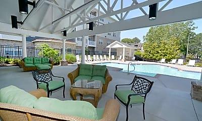 Pool, 900 Acqua Luxury Senior Living, 1