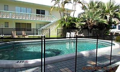 Pool, 90 Isle of Venice Dr 7, 1