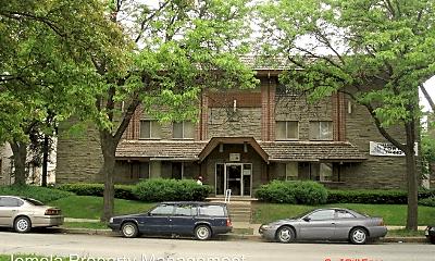 Building, 2920 W Highland Blvd, 2