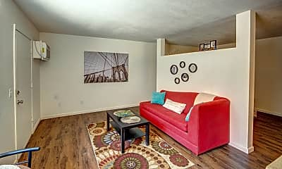 Living Room, Casa del Coronado, 1