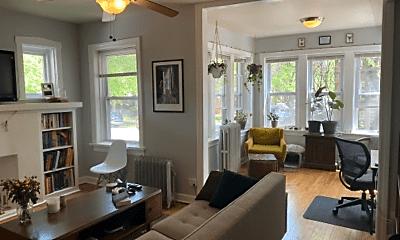 Living Room, 4870 N Talman Ave, 0
