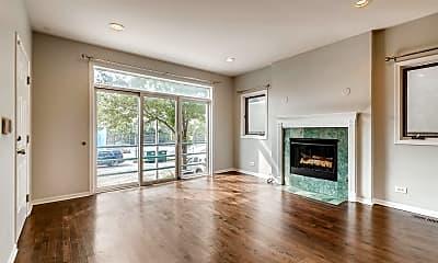 Living Room, 919 N Willard Ct 1N, 1
