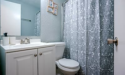 Bathroom, Room for Rent - Live in Decatur, 0
