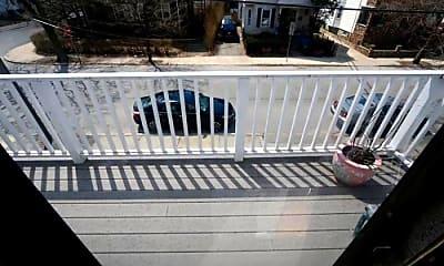Patio / Deck, 126 Auburn St, 2