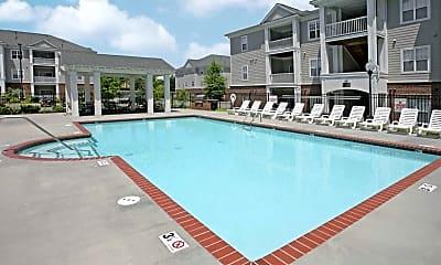 Pool, University Village, 0