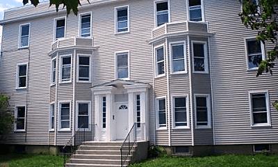 Building, 1 Rowan St, 0