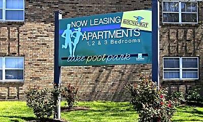 Community Signage, Round Bay, 2