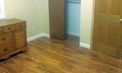 Bedroom, 1734 North Blvd, 1