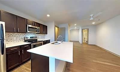 Kitchen, 6304 Prospect Ave 203, 1