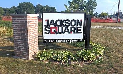 Jackson Square Apartments, 1