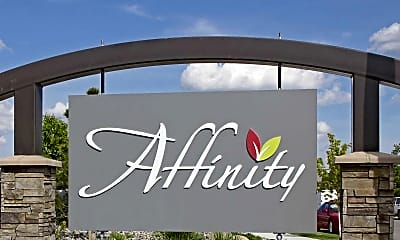 Community Signage, Affinity at Billings Senior Community, 2