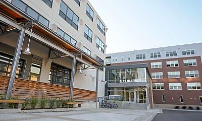 Building, L. L. Olds Warehouse Lofts & Flats, 0