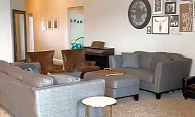 Living Room, 6902 Saddle Ct, 1