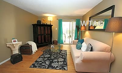 Living Room, 3101 Shoreline Dr, 1