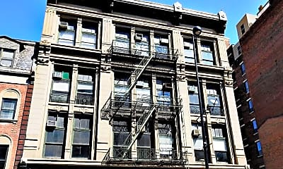 Building, Sinton Flats, 0