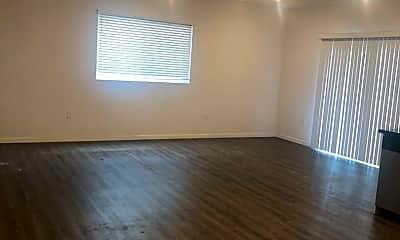 Living Room, 8822 Burnet Ave, 1