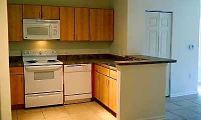 Kitchen, Palafox Landing, 2