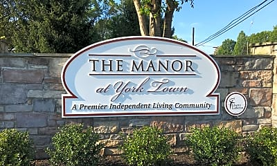 The Manor at York Town, 1