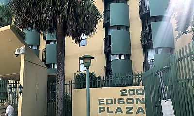 Edison Plaza, 1