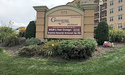 Graystone Court Apartments, 1