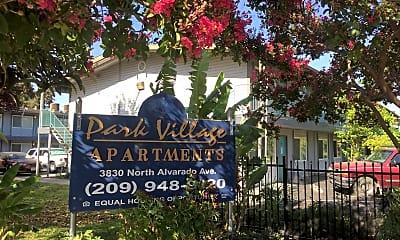 Park Village Apartments, 1