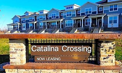 Catalina Crossing, 2