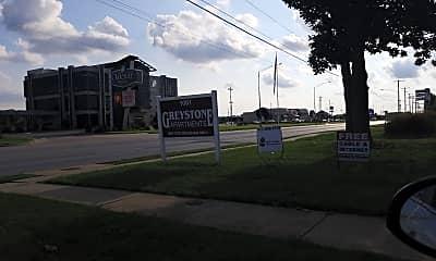 Greystone Apartments, 1