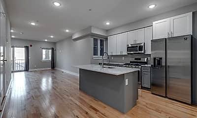 Kitchen, 2115 Master St, 0
