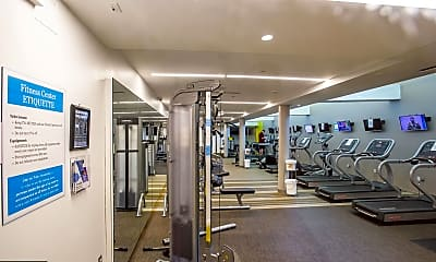 Fitness Weight Room, 8380 Greensboro Dr 208, 2