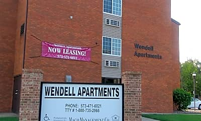 Wendell Apartments, 0