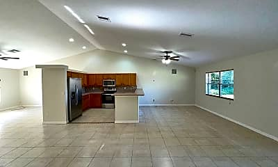 Living Room, 4534 SW Wabash St, 1