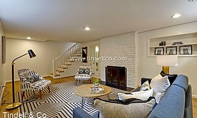Living Room, 2316 NE 20th Ave, 0