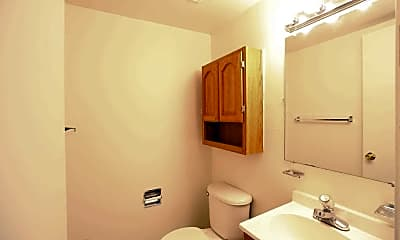 Bathroom, The Arbors At Red Bank, 2