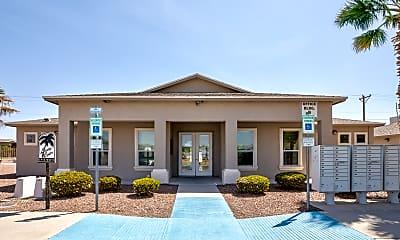 Leasing Office, Tropicana Palms, 1