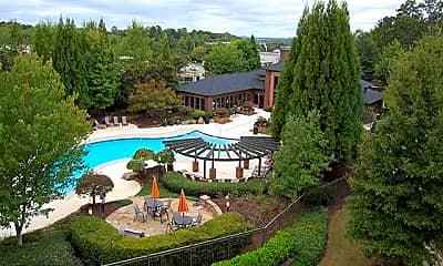 Pool, 15000 Parkview Ln Unit #3, 1