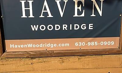 Haven Woodridge, 1