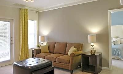 Living Room, Villas At Hampton, 1