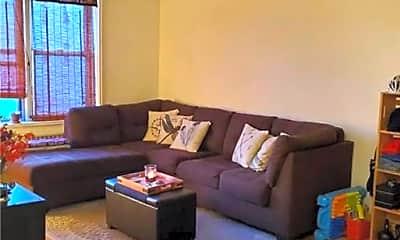 Living Room, 2104 Holland Ave 2E, 1