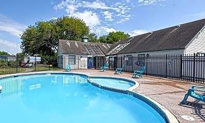 Pool, Seascape, 0