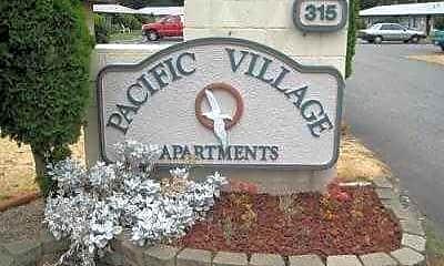 Pacific Village Apartments, 0