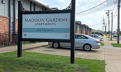 Madison Gardens Apartments, 1