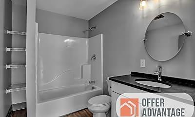 Bathroom, 1016 Lafayette Ave, 2