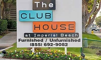 The Clubhouse At Imperial Beach, 2