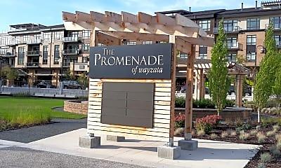 The Promenade Sr Apartments/Retail/Underground Park Bldg B, 1