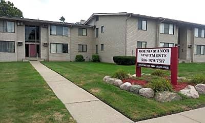 Mound Manor Apartments, 1
